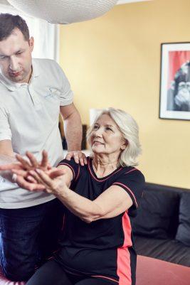zabieg rehabilitacji ortopedycznej