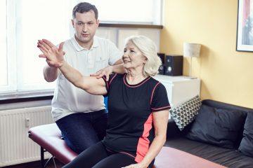 rehabilitacja neurologiczna osoby starszej