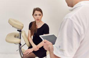 Konsultacja z fizjoterapeutą przez telefon