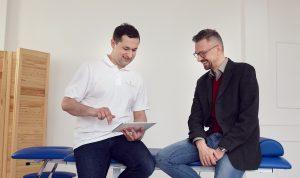 Rehabilitacja kręgosłupa - wywiad