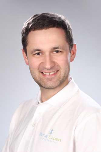 Paweł Grzebień fizjoterapeuta