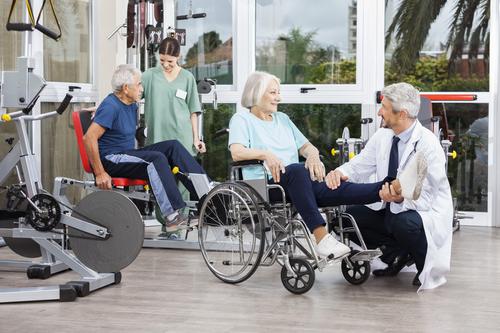 Rehabilitacja osób z niepełnosprawnością
