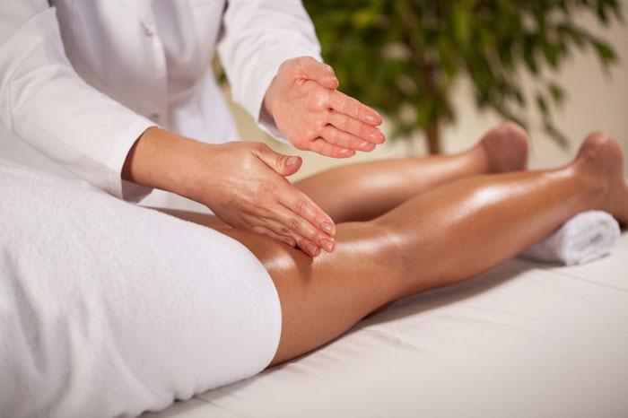 masaże lecznicze - zabieg