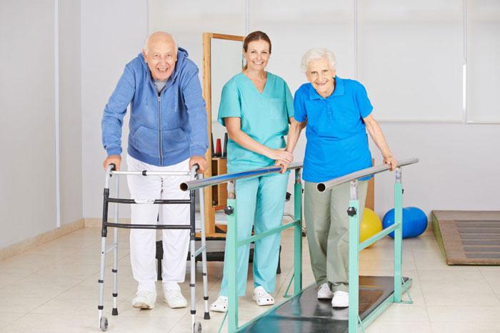 rehabilitacja dla seniorów kraków