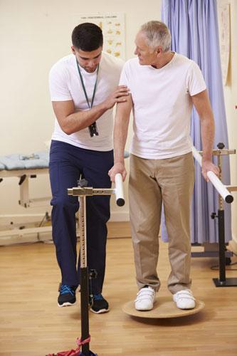 rehabilitacja kolana - kraków